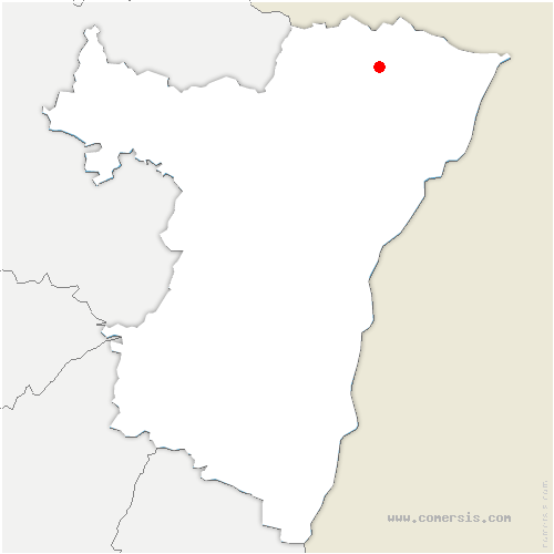 carte de localisation de Soultz-sous-Forêts