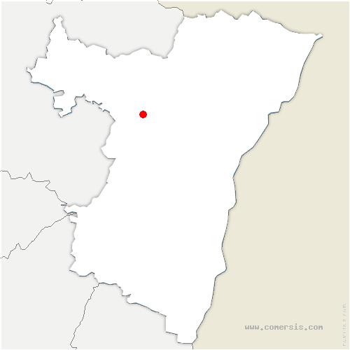 carte de localisation de Steinbourg
