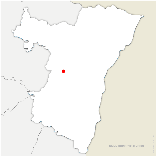 carte de localisation de Wasselonne