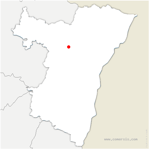 carte de localisation de Wickersheim-Wilshausen