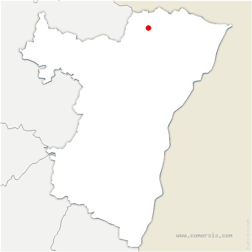 carte de localisation de Windstein