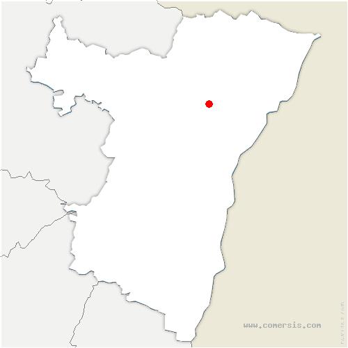 carte de localisation de Wintershouse