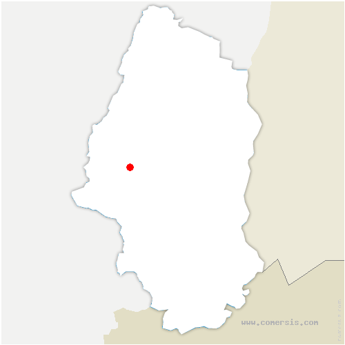 carte de localisation de Goldbach-Altenbach
