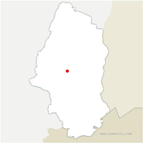 carte de localisation de Hartmannswiller