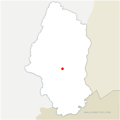 carte de localisation de Kingersheim