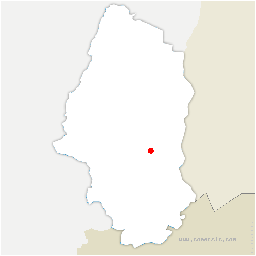 carte de localisation de Sausheim
