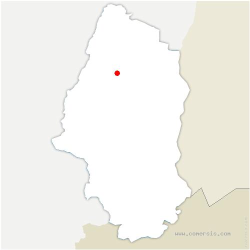 carte de localisation de Wintzenheim