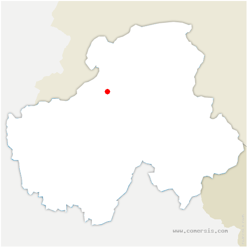 carte de localisation de Bonne