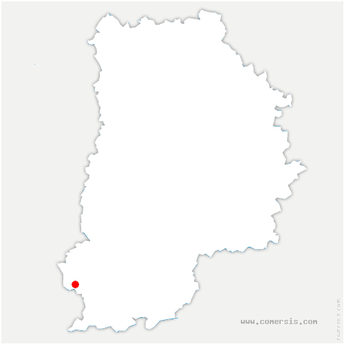 carte de localisation de Boulancourt