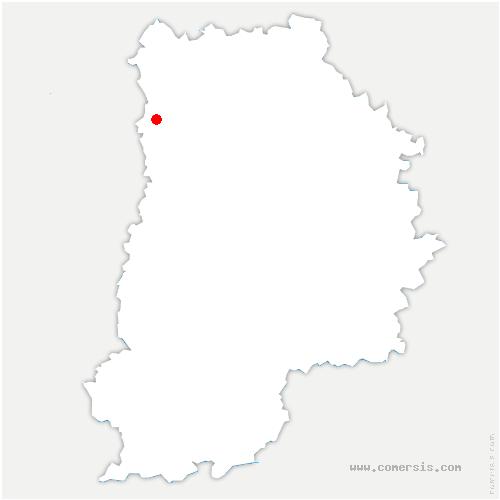 carte de localisation de Chelles
