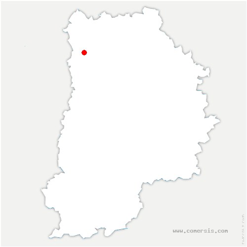 carte de localisation de Claye-Souilly