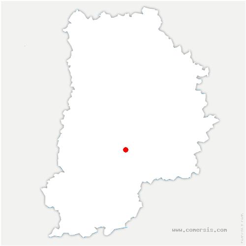 carte de localisation de Échouboulains