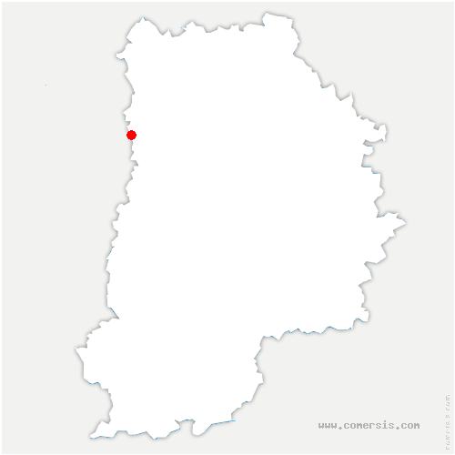 carte de localisation de Émerainville
