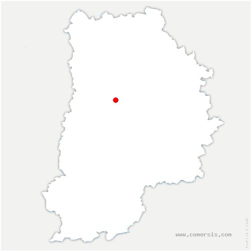 carte de localisation de Fontenay-Trésigny