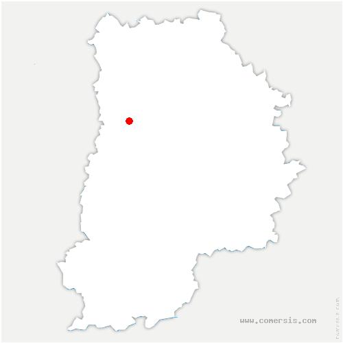 carte de localisation de Gretz-Armainvilliers