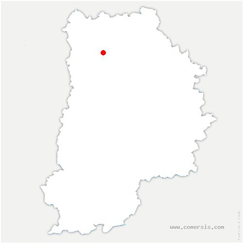 carte de localisation de Isles-lès-Villenoy