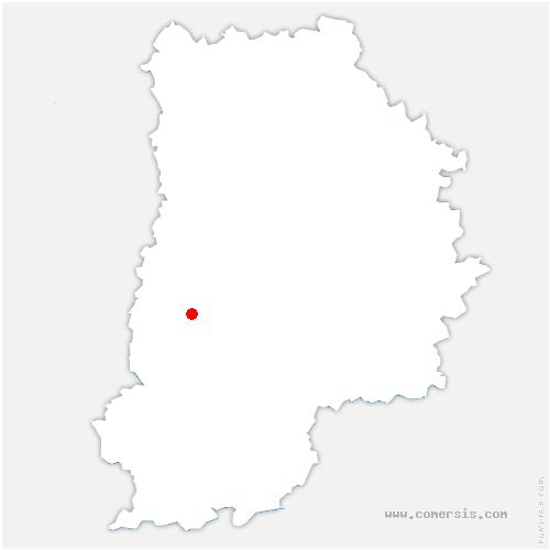 carte de localisation de Melun