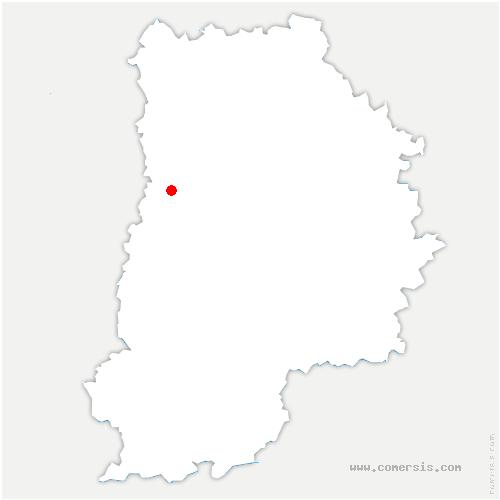 carte de localisation de Ozoir-la-Ferrière