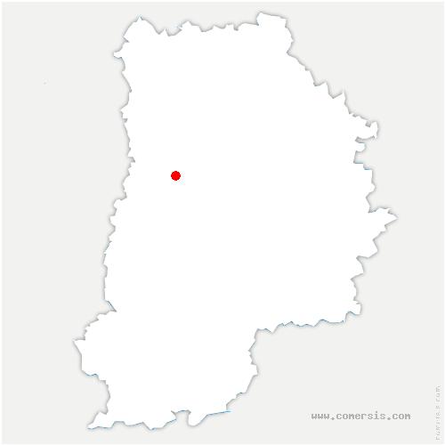 carte de localisation de Presles-en-Brie