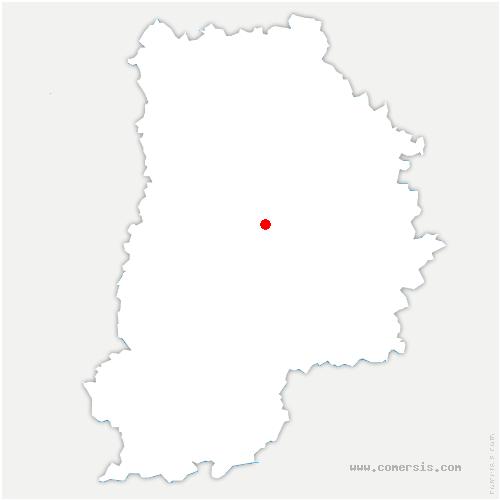 carte de localisation de Voinsles