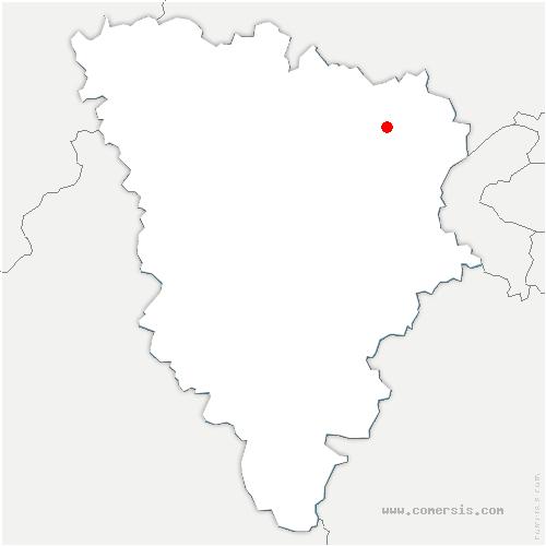 carte de localisation de Carrières-sous-Poissy