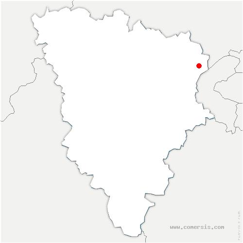 carte de localisation de Carrières-sur-Seine