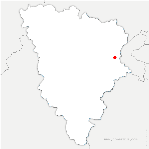 carte de localisation de Celle-Saint-Cloud