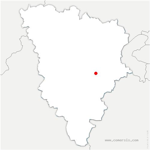 carte de localisation de Élancourt
