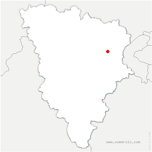 carte de localisation de Fourqueux