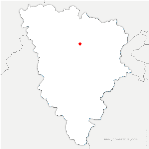 carte de localisation de Mareil-sur-Mauldre