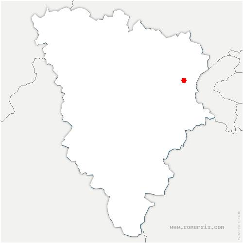 carte de localisation de Marly-le-Roi