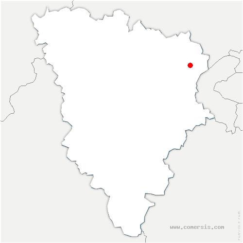 carte de localisation de Mesnil-le-Roi