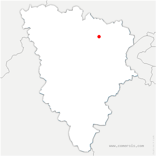 carte de localisation de Morainvilliers