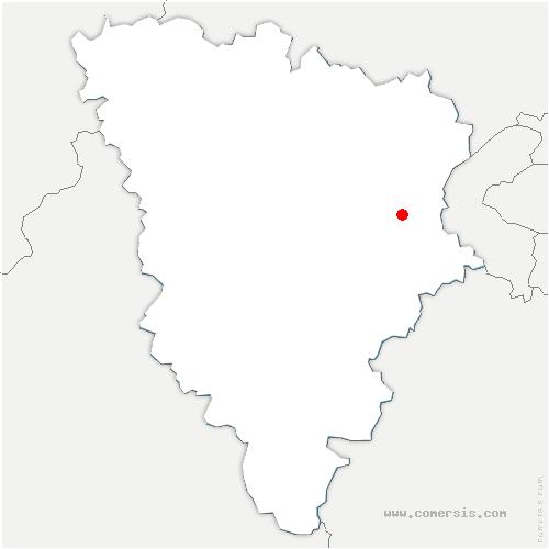 carte de localisation de Noisy-le-Roi