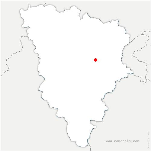 carte de localisation de Plaisir