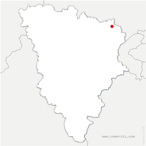 carte de localisation de Saint-Germain-en-Laye