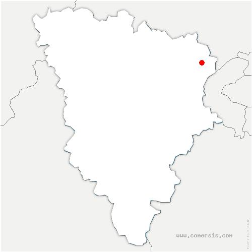 carte de localisation de Sartrouville
