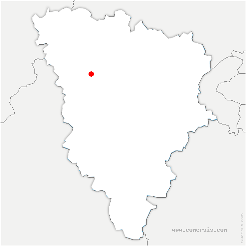carte de localisation de Septeuil