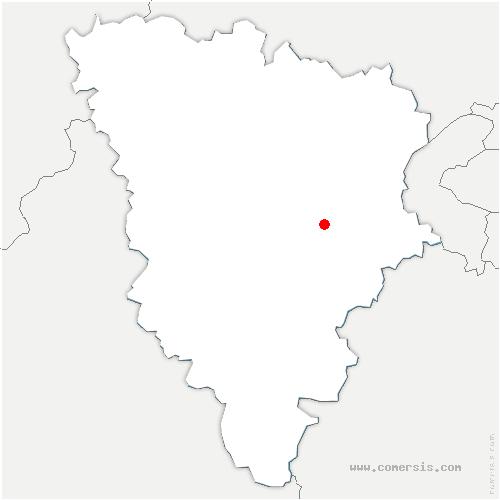 carte de localisation de Trappes