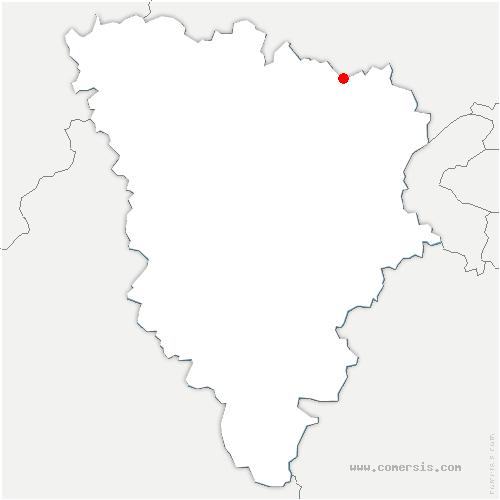 carte de localisation de Triel-sur-Seine