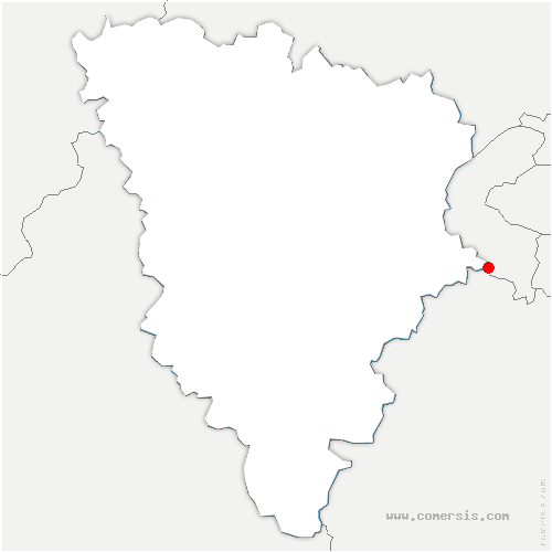 carte de localisation de Vélizy-Villacoublay