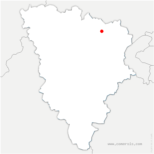 carte de localisation de Vernouillet