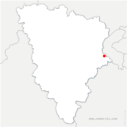 carte de localisation de Versailles