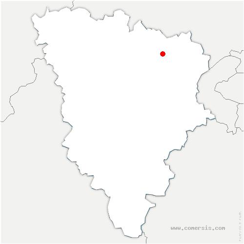 carte de localisation de Villennes-sur-Seine