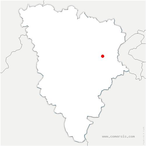 carte de localisation de Villepreux