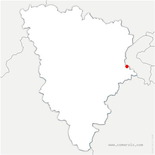 carte de localisation de Viroflay