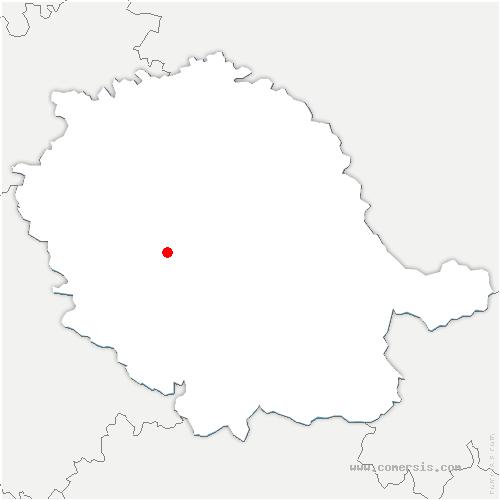 carte de localisation de Graulhet