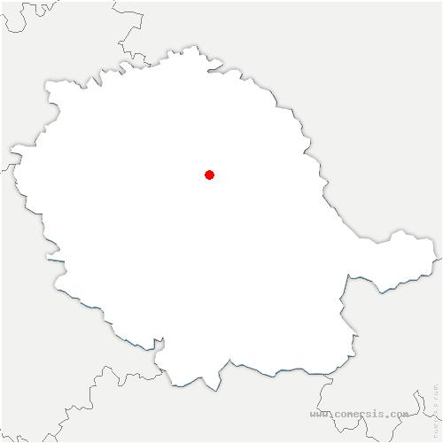 carte de localisation de Puygouzon