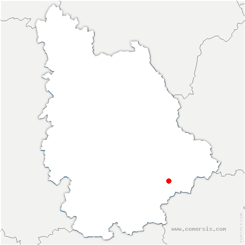 carte de localisation de Plaisance