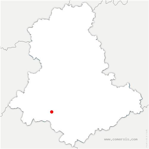 carte de localisation de Cars